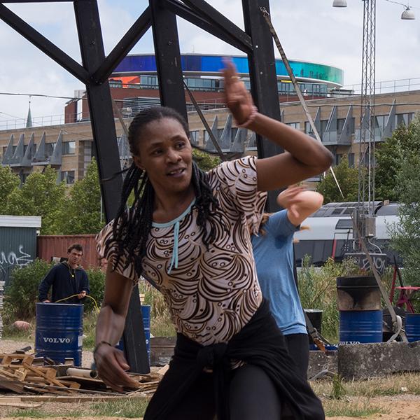 Rmata Amtrup og Cheikhou Diarra