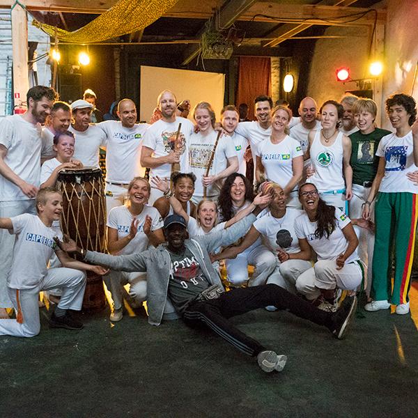 Grupo de Capoeira Ginga - Mestre Agostinho, Grupo Malungos Capoeira & Venner